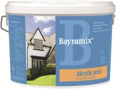 Bayramix Akrylik Profi акриловая краска для фасадов и интерьеров