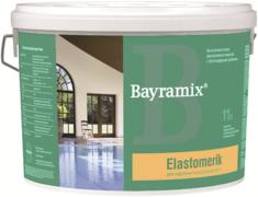 Bayramix Elastomerik высокоэластичное декоративное покрытие