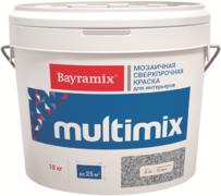 Bayramix Multimix мозаичная сверхпрочная краска для интерьеров