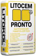 Литокол Litocem Pronto быстросохнущий ровнитель для пола