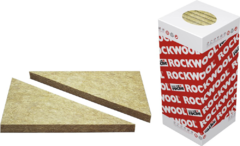 Rockwool Контруклон Стандарт уклонообразующий элемент из каменной ваты