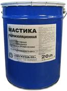 Оргкровля мастика гидроизоляционная битумная холодная