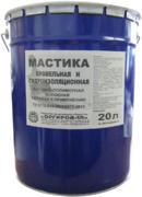 Оргкровля мастика кровельная гидроизоляционная битумно-полимерная