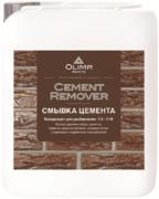 Олимп Cement Remover смывка цемента и штукатурных составов