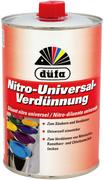 Dufa Premium Hammerlack Nitro-Universal-Verdunnung растворитель и очиститель универсальный