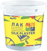 Silk Plaster лак для наружных и внутренних отделочных работ