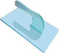 Кельма прямоугольная Silk Plaster №4