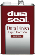 Duraseal Dura Finish DS 210 Neutral масло-воск