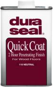 Duraseal Quick Coat масло специальное быстросохнущее для пола