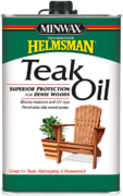Minwax Helmsman Teak Oil тиковое масло