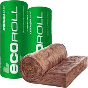 Кнауф ТеплоKnauf Ecoroll экологичная теплоизоляция (рулон)