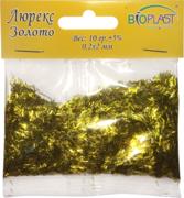 Bioplast Люрекс декоративные блестки