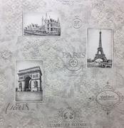 Маякпринт Париж 582-338-11 обои виниловые на бумажной основе