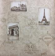 Маякпринт Париж 582-338-02 обои виниловые на бумажной основе