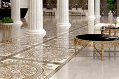 Golden Tile Meander