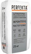 Perfekta Фронтпро Мастер-Plus штукатурка облегченная цементно-известковая гладкая