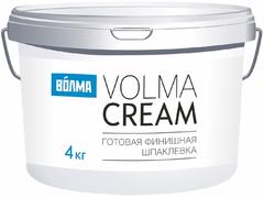 Волма Cream гипсовая шпаклевка для финишного выравнивания