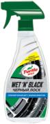 Turtle Wax Wet'n'Black Черный Лоск уход за шинами черный лоск