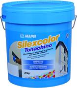Mapei Silexcolor Tonachino водоотталкивающая паропроницаемая силиконовая штукатурка
