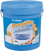 Mapei Dursilite Matt экстраматовая непрозрачная моющаяся краска