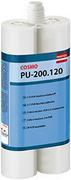Cosmo Cosmopur PU-200.120 быстрый двухкомпонентный высокопрочный клей