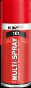 Kim Tec Multi-Spray 101 универсальная проникающая смазка 5 в 1