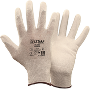 Эластичные нейлоновые перчатки с карбоновой нитью Ultima 630 Carbon