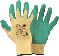 Перчатки трикотажные нейлоновые Ultima 660 Green Grip