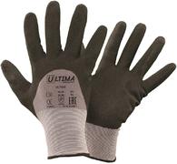 Перчатки из смесовой пряжи с покрытием из полимерполиуретана Ultima 810