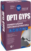 Kiilto Pro Opti Gyps универсальная гипсовая штукатурка