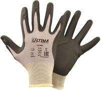 Перчатки из смесовой пряжи с покрытием из полимерполиуретана Ultima 820