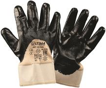 Перчатки с нитриловым покрытием (краги) Ultima 430