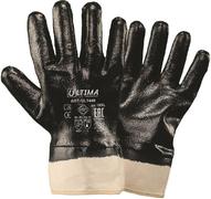 Перчатки с нитриловым покрытием (краги) Ultima 440