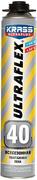 Krass Ultraplus Ultraflex 40 всесезонная пистолетная монтажная пена