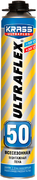 Krass Ultraplus Ultraflex 50 всесезонная пистолетная монтажная пена