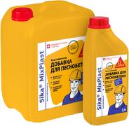Sika Mixplast добавка для пескобетона