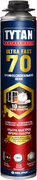 Титан Professional Ultra Fast 70 профессиональная пена