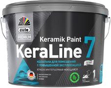 Dufa Premium Keraline Keramik Paint 7 краска интерьерная моющаяся