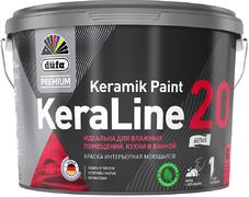 Dufa Premium Keraline Keramik Paint 20 краска интерьерная моющаяся