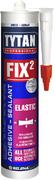 Титан Professional Fix2 Elastic клей-герметик универсальный