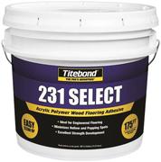 Titebond 231 Select клей полимерный акриловый для деревянного пола