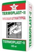 Русеан Termoplast-2 теплоизолирующая гипсовая штукатурка