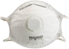 Полумаска фильтрующая противоаэрозольная с клапаном Stayer