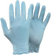 Перчатки нитриловые неопудренные Ultima 300 Light Blue