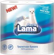 Бумага туалетная Lama