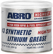 Abro #3 Synthetic Lithium Grease смазка литиевая синтетическая