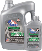 Abro Premium Synthetic Blend SAE 10W30 масло моторное полусинтетическое