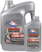 Abro Premium Synthetic Blend SAE 10W40 масло моторное полусинтетическое