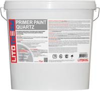Литокол Litotherm Primer Paint Quartz фасадная акриловая грунтовка