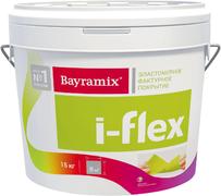 Bayramix I-Flex эластомерная декоративная штукатурка